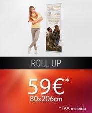 Roll-Up publicidad