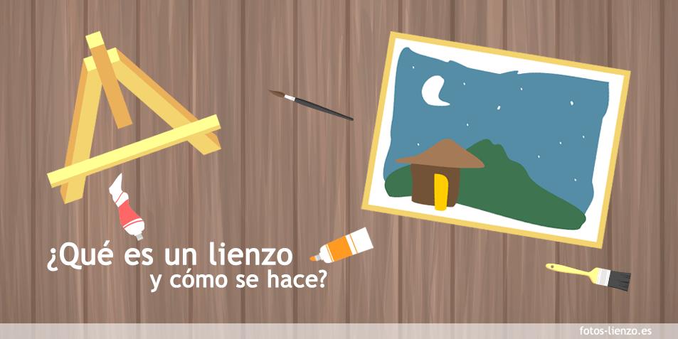 Lienzo: Que es y como se hace un Lienzo (contiene vídeos)
