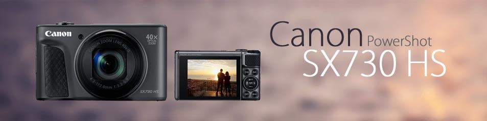 Camara Canon PowerShot SX730 HS