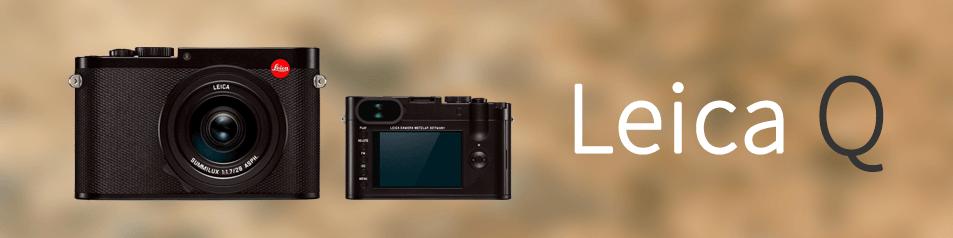 Cámara Leica Q