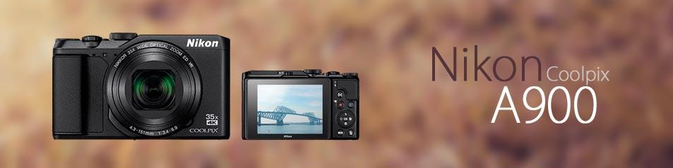 Camara Nikon Coolpix A900