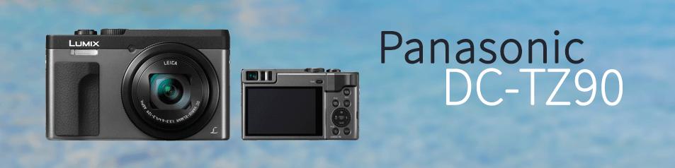 Cámara Panasonic DC-TZ90